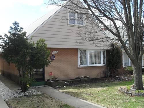 7519 W Argyle, Harwood Heights, IL 60706