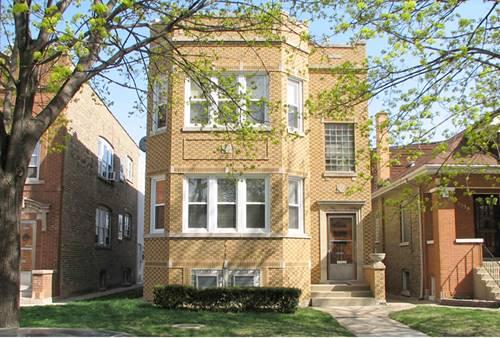 5540 W Newport, Chicago, IL 60641