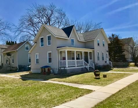 406 Park, Sycamore, IL 60178