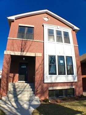 2530 W Berteau, Chicago, IL 60618 North Center