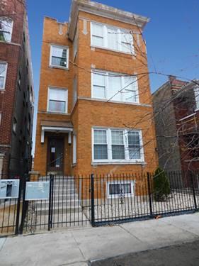 4923 N Albany Unit 3, Chicago, IL 60625 Ravenswood