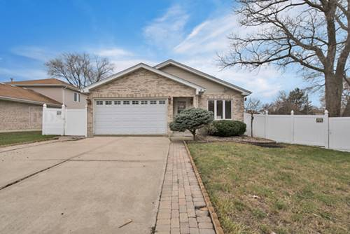8414 S 82nd, Hickory Hills, IL 60457