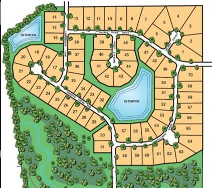 12421 Hillcrest (Lot 62), Mokena, IL 60448