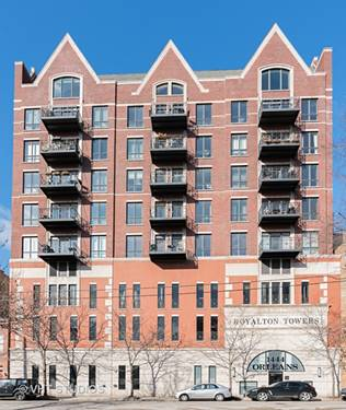 1444 N Orleans Unit 5B, Chicago, IL 60610 Old Town