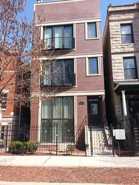 1431 N Artesian Unit 2, Chicago, IL 60622