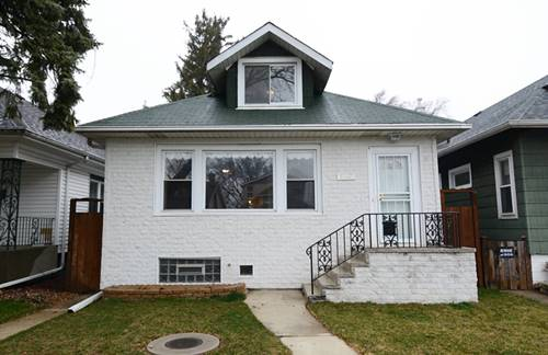 5332 W Warwick, Chicago, IL 60641
