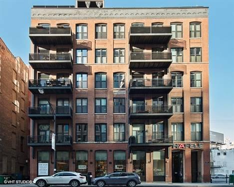 154 W Hubbard Unit 502, Chicago, IL 60654 River North