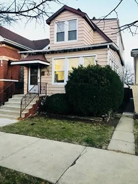 3547 W 59th, Chicago, IL 60629