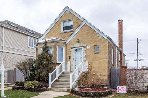 5632 S Mcvicker, Chicago, IL 60638