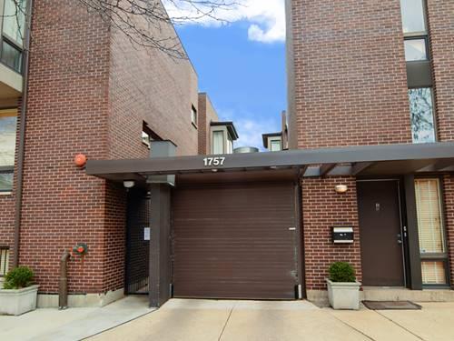 1757 N Paulina Unit C, Chicago, IL 60622 Bucktown