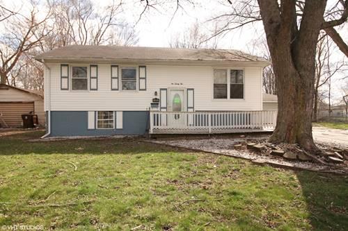 125 S Spruce, Glenwood, IL 60425