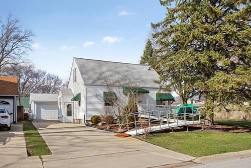 6526 Hubbard, Tinley Park, IL 60477