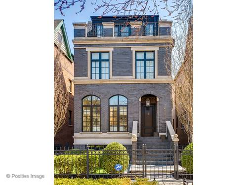 2651 N Paulina, Chicago, IL 60614 West Lincoln Park