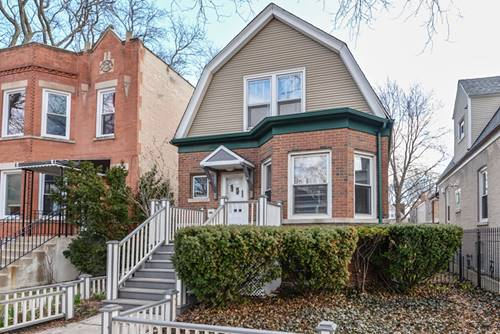 4955 N Claremont, Chicago, IL 60625 Lincoln Square