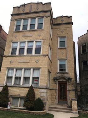 4941 N Washtenaw Unit 2, Chicago, IL 60625 Lincoln Square