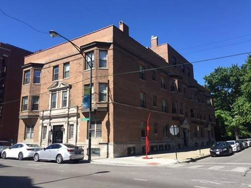 807 W Lill Unit 104, Chicago, IL 60614 Lincoln Park