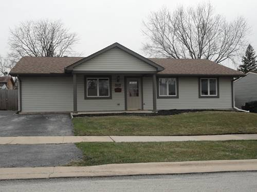 5117 Greentree, Oak Forest, IL 60452