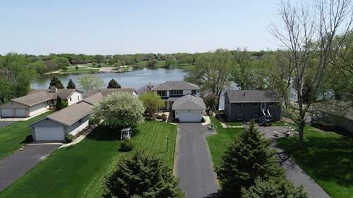 1177 Lady Bird, Lake Holiday, IL 60552