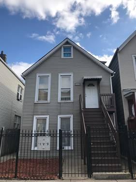 3511 W Dickens, Chicago, IL 60647 Logan Square