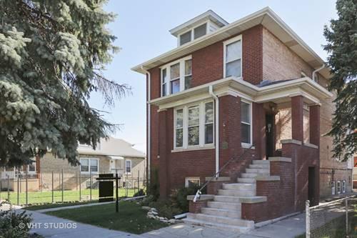 4929 W Warwick, Chicago, IL 60641 Portage Park