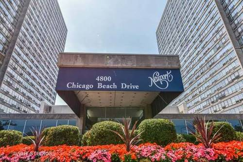 4800 S Chicago Beach Unit 1507S, Chicago, IL 60615