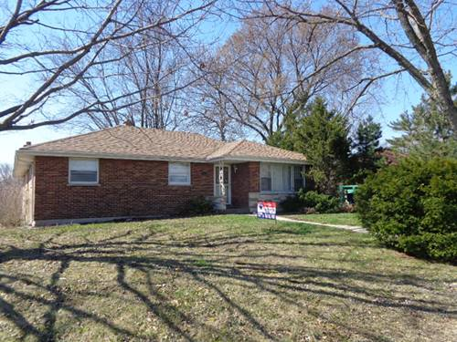 8141 W 92nd, Hickory Hills, IL 60457