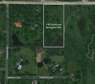 1 W County Line, Barrington Hills, IL 60010