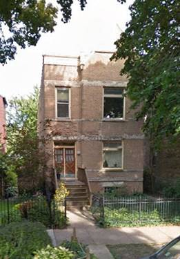 3419 N Greenview Unit 1, Chicago, IL 60657 Lakeview