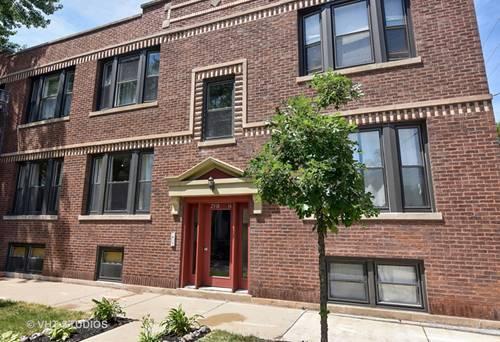 2918 W Berteau Unit 1, Chicago, IL 60618