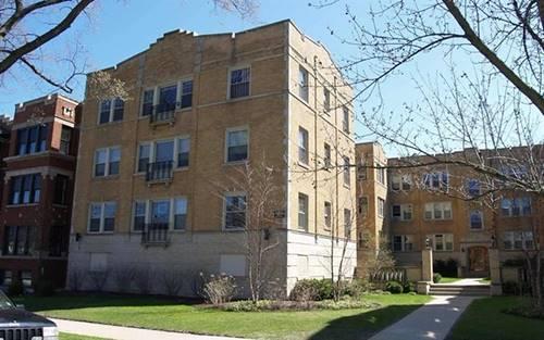 916 Reba Unit 3S, Evanston, IL 60202