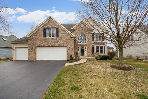 608 Greenfield Turn, Yorkville, IL 60560
