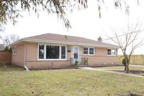 3253 Ronald, Glenview, IL 60025