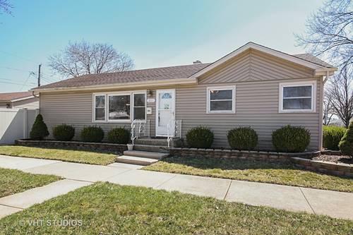 8801 S 51st, Oak Lawn, IL 60453