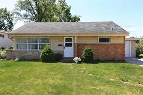 7355 Lyons, Morton Grove, IL 60053