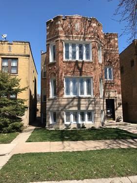 5452 W Berteau, Chicago, IL 60641