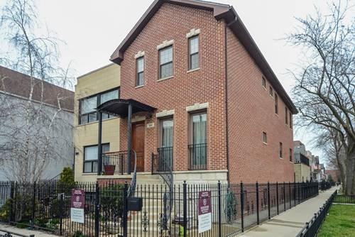3101 N Hoyne, Chicago, IL 60618 West Lakeview