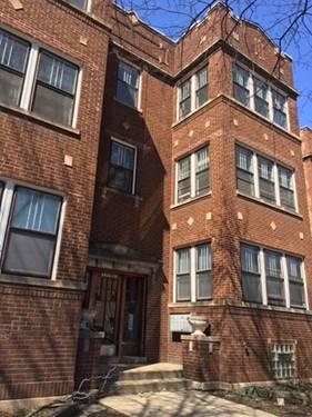 3926 N Monticello Unit 3, Chicago, IL 60618