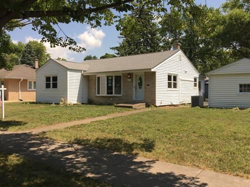 1341 Webster, Des Plaines, IL 60018