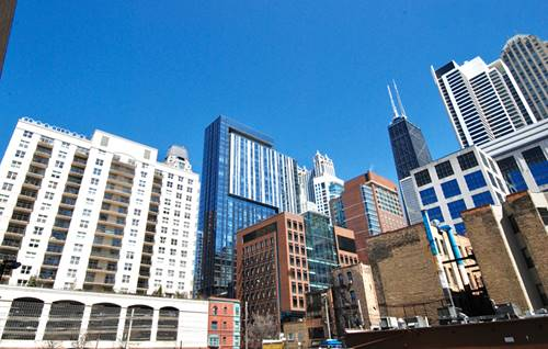 21 W Chestnut Unit 1204, Chicago, IL 60610 Gold Coast