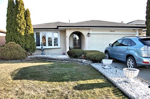 7937 W 80th, Bridgeview, IL 60455