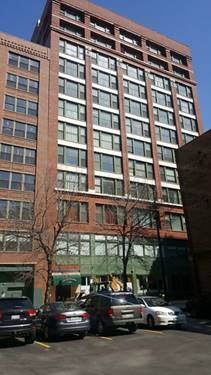 633 S Plymouth Unit 603, Chicago, IL 60605 South Loop