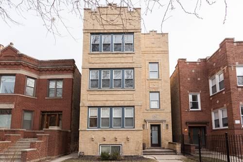 2627 W Leland Unit 1, Chicago, IL 60625 Lincoln Square