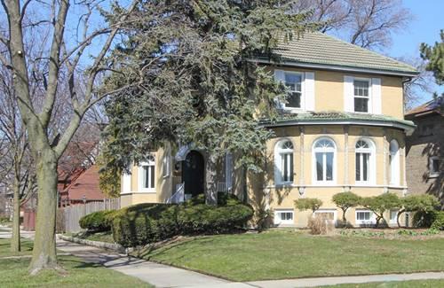 1201 Rossell, Oak Park, IL 60302