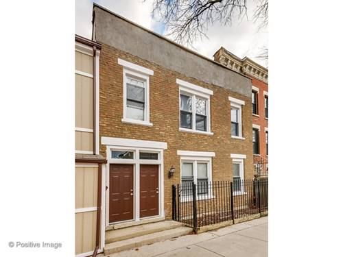 1411 W Flournoy Unit 2, Chicago, IL 60607