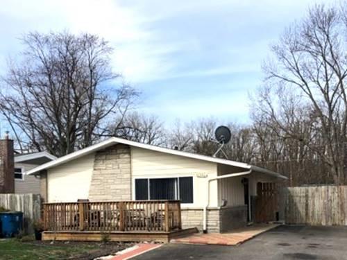 13528 S End, Crestwood, IL 60418