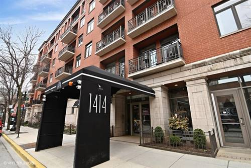 1414 N Wells Unit 607, Chicago, IL 60610 Old Town