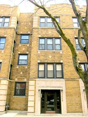 3611 N Bosworth Unit 2, Chicago, IL 60613 Lakeview