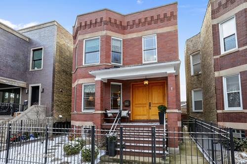 3644 N Bell, Chicago, IL 60618 North Center