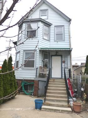 3421 W Mclean, Chicago, IL 60647