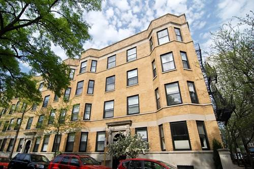 1703 N Crilly Unit 4, Chicago, IL 60614 Lincoln Park